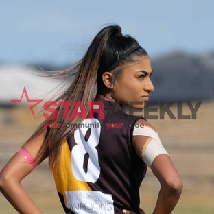 EDFL women's, Burnside Heights vs Westmeadows - EDFL women's, Burnside Heights vs Westmeadows. Pictures Mark Wilson