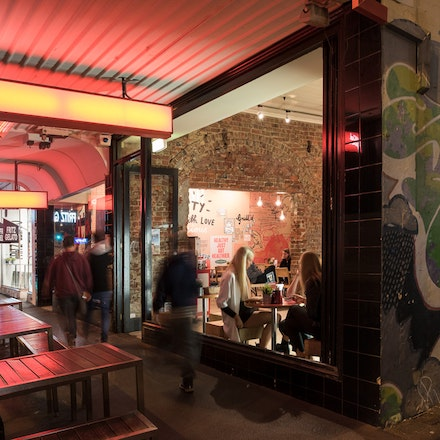 Richmond - Bridge Road Dining - City of Yarra Project - Enjoying a night out in Bridge Road, Richmond