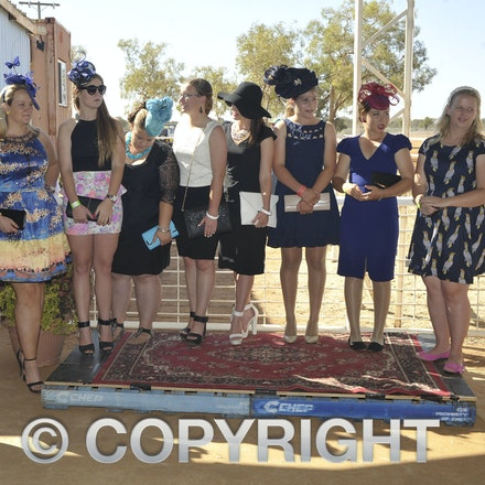 151003_SR22208 - at the Jundah Cup day races, Saturday October 3, 2015.  sr/Photo by Sam Rutherford