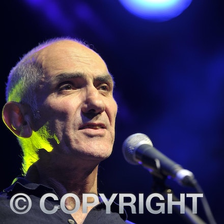 150925 Paul Kelly Drought Relief Concert - Paul Kelly and Troy Cassar-Daley!