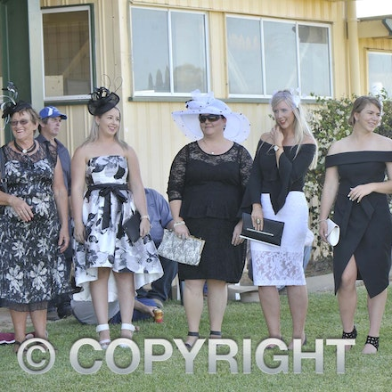 161029_SR20912 - At the Barcaldine Races, Saturday October 29, 2016.