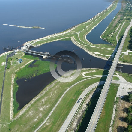 LAKE OKEECHOBEE - Aerial Photos of Lake Okeechobee and surrounding areas.