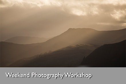 Weekend photography workshop