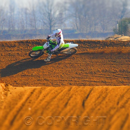 Racing - Pictures of motocross, rallye and boat racing